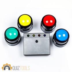 Quiz systeem 4 drukknoppen